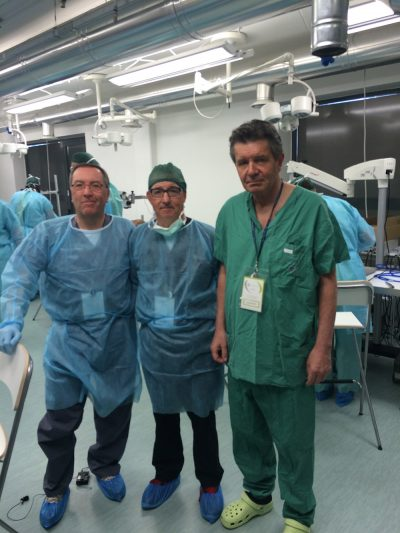 5th International Course Basic Neurosurgical Approaches